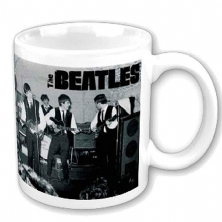 The Beatles Live at the Cavern Mug